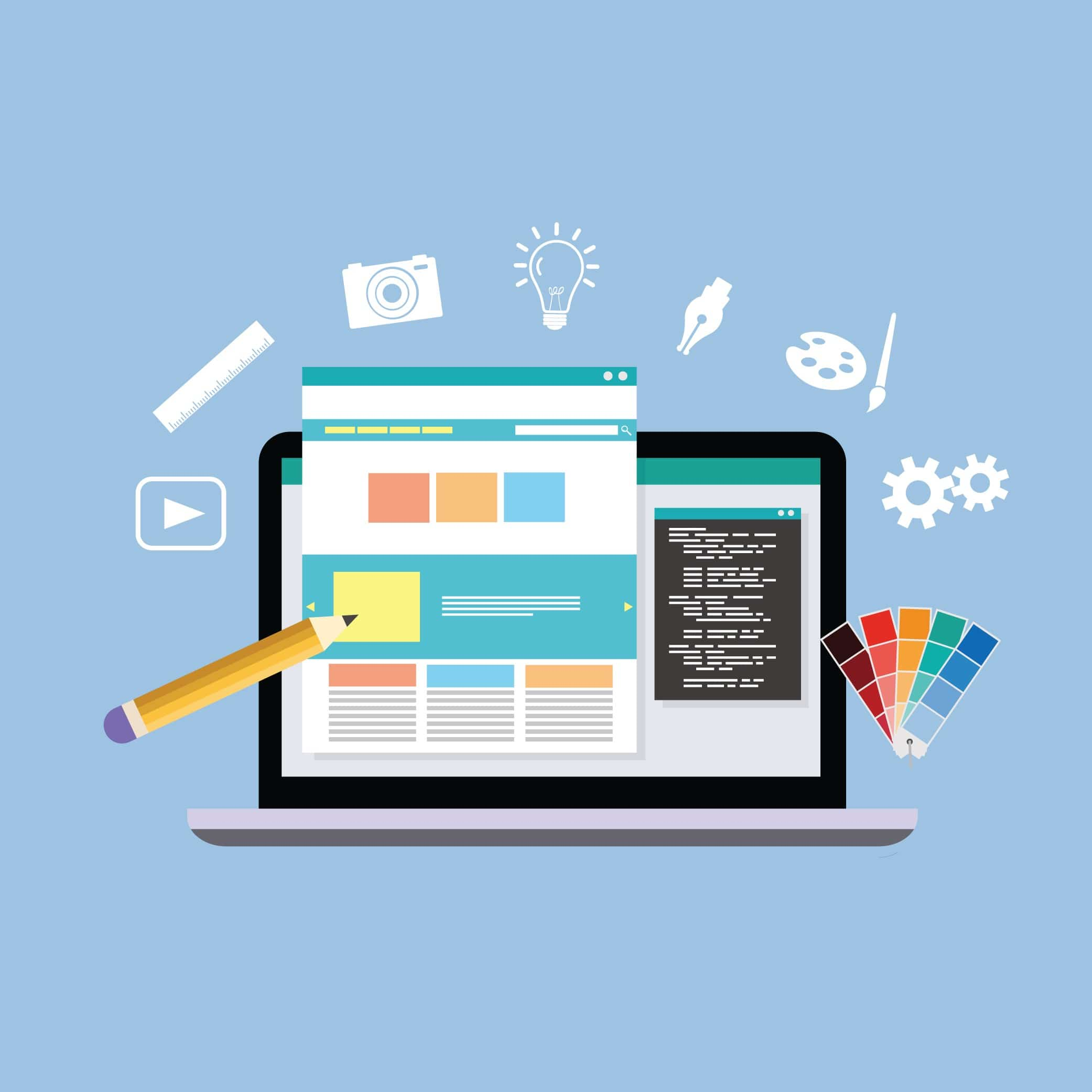 7 Tips to Choose the Right Website Design Company